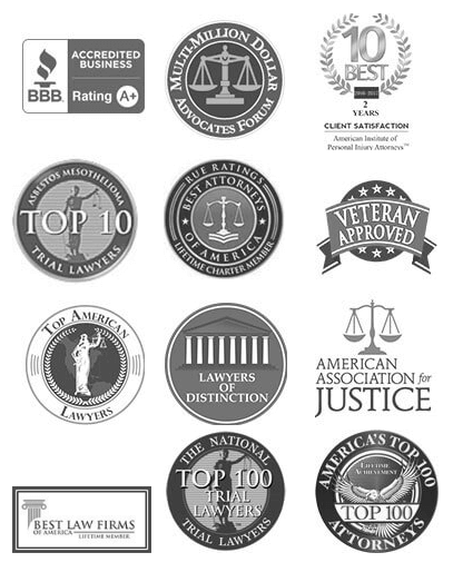 Ohio mesothelioma lawyer logos